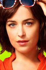 Preview iPhone wallpaper How to Be Single, Dakota Johnson