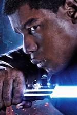 Preview iPhone wallpaper John Boyega, Star Wars Episode VII: The Force Awakens