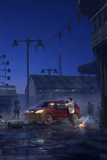 Preview iPhone wallpaper H1Z1 PC game