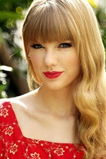 Preview iPhone wallpaper Taylor Swift 77