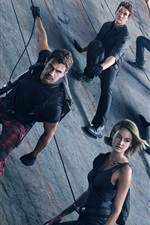Preview iPhone wallpaper The Divergent Series: Allegiant