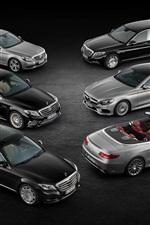 2015 Mercedes-Benz S-Class cars