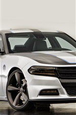 Preview iPhone wallpaper Dodge Charger Deep Stage 3 supercar