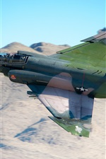 Preview iPhone wallpaper F-4 Phantom II multipurpose fighter