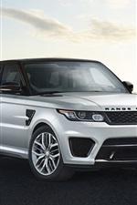2015 Range Rover Sport, Land Rover SUV car