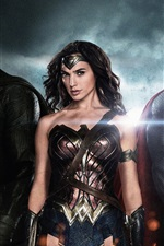 Vorschau des iPhone Hintergrundbilder 2016 Batman V Superman: Dawn of Justice