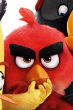 Preview iPhone wallpaper Angry Birds 2016 movie