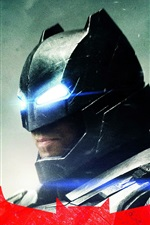 Vorschau des iPhone Hintergrundbilder Ben Affleck, Batman gegen Superman: Dawn of Justice