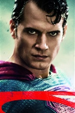Preview iPhone wallpaper Henry Cavill, Batman v Superman: Dawn of Justice