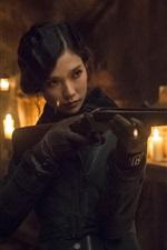 Preview iPhone wallpaper Tao Okamoto in Hannibal Season 3