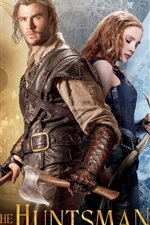 Preview iPhone wallpaper The Huntsman: Winter's War