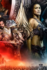Preview iPhone wallpaper Warcraft 2016 movie