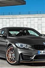 2015 BMW M4 GTS F82 coupe front view