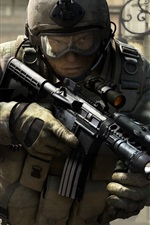 Preview iPhone wallpaper Counter Strike PC game