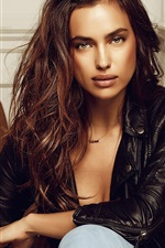 Preview iPhone wallpaper Irina Shayk 14