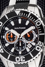 Preview iPhone wallpaper Jack Pierre watches, metal, cool