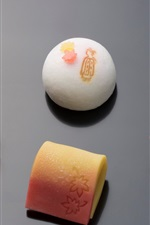 Preview iPhone wallpaper Japanese confectionery, food, sweet