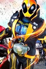 Kamen Rider MOVIE War, Japanese movie