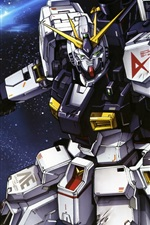 Preview iPhone wallpaper Mobile Suit Gundam, Japanese anime