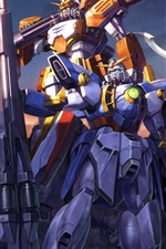 Preview iPhone wallpaper Mobile Suit Gundam