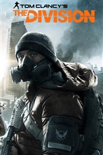Preview iPhone wallpaper PC game, Tom Clancy's, The Division