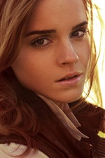 Preview iPhone wallpaper Emma Watson 30