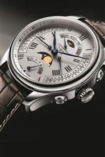 Longines relógio retrato do close-up