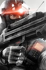 Splinter Cell: blacklist, weapons, soldier