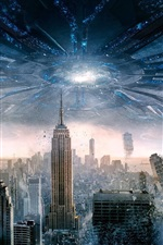 Preview iPhone wallpaper 2016 Independence Day: Resurgence