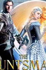 Preview iPhone wallpaper 2016 movie, The Huntsman: Winter's War