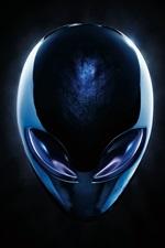 logotipo da Alienware