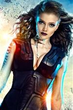 Preview iPhone wallpaper Alina Lanina, Kseniya, Guardians, 2017 movie