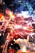 Armored Core jogo 5 PS