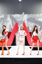 Preview iPhone wallpaper Brave Girls, Korean music group 04