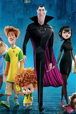 Cartoon movie, Hotel Transylvania 2