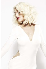 Preview iPhone wallpaper Christina Aguilera 19