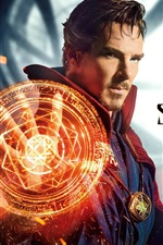 Preview iPhone wallpaper Doctor Strange 2016