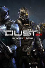 Preview iPhone wallpaper Dust 514 PC game