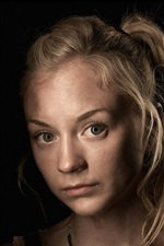 Vorschau des iPhone Hintergrundbilder Emily Kinney in The Walking Dead