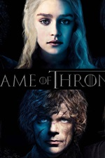 Preview iPhone wallpaper Hot TV series, Game of Thrones