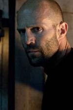 Vorschau des iPhone Hintergrundbilder Jason Statham, Arthur Bishop, Mechaniker 2: Resurrection