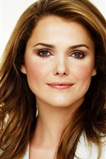 Preview iPhone wallpaper Keri Russell 02
