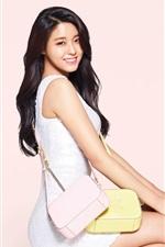 Preview iPhone wallpaper Korean girls, Seolhyun 04