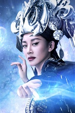 Preview iPhone wallpaper League of Gods 2016, Xu Qing, Chinese movie