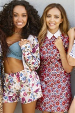 Preview iPhone wallpaper Little Mix 01