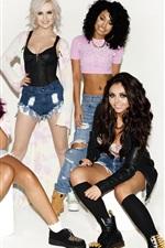 Preview iPhone wallpaper Little Mix 02