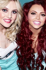 Preview iPhone wallpaper Little Mix 03