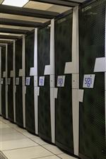 Preview iPhone wallpaper NASA supercomputer