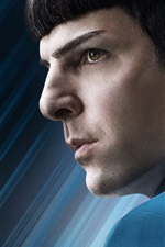 Preview iPhone wallpaper Spock, Star Trek Beyond 2016