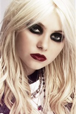 Preview iPhone wallpaper Taylor Momsen 06